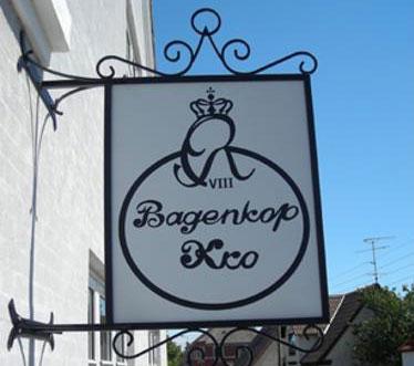 Ophold for 2 personer på Bagenkop kro inkl. fiskebuffet samt 1 fl. vin