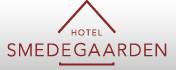 1 overnatning for 2 personer på Hotel Smedegaarden