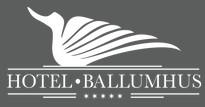 1 eller 2 overnatninger for 2 personer inkl. middag, vin og morgenmad på Hotel Ballumhus