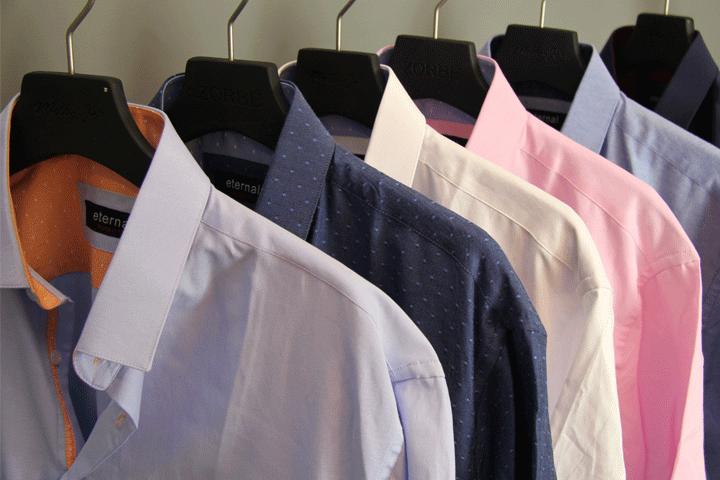 Image of   Kortærmede herreskjorter