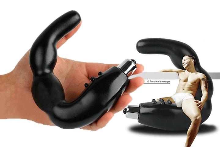 Image of   Få nye, intense oplevelser med en p-punkts vibrator til mænd