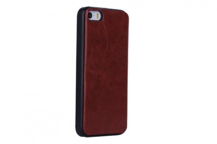 2-i-1 magnetisk PU-lædercover til iPhone og Samsung med plads til kort, sedler og billede5