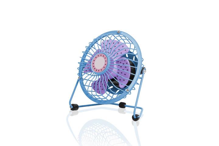 Kan nemt bruges på hjemmekontoret eller hvor du har brug for kølig luft3