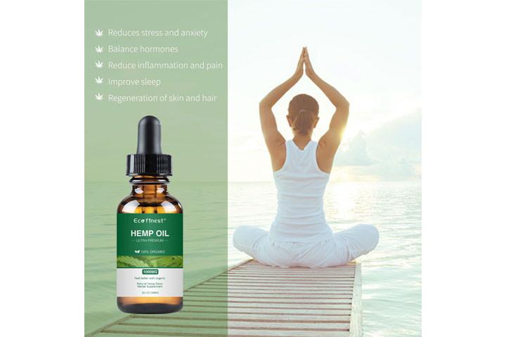 Økologisk cannabis olie, der hjælper dig med at bekæmpe smerter, angst og depression3