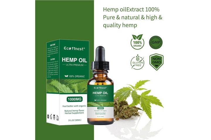 Økologisk cannabis olie, der hjælper dig med at bekæmpe smerter, angst og depression2