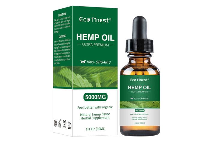 Økologisk cannabis olie, der hjælper dig med at bekæmpe smerter, angst og depression4