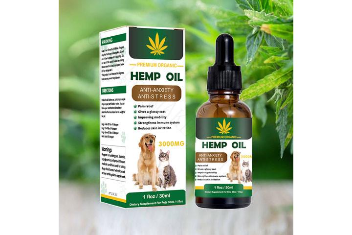 Giv dit kæledyr en gave med den gavnlige CBD olie der virker mod stress og søvnløshed2