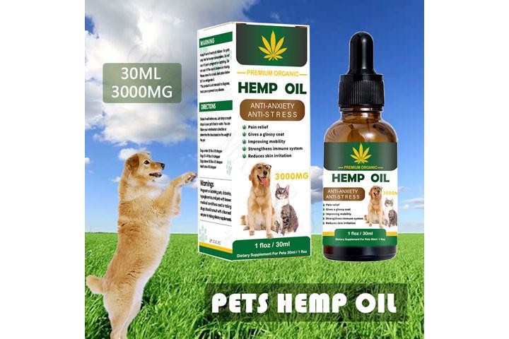 Giv dit kæledyr en gave med den gavnlige CBD olie der virker mod stress og søvnløshed3