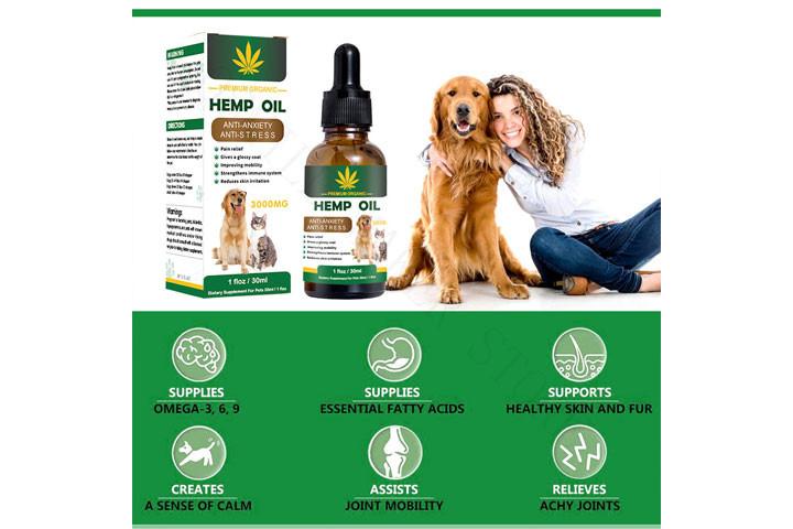 Giv dit kæledyr en gave med den gavnlige CBD olie der virker mod stress og søvnløshed1