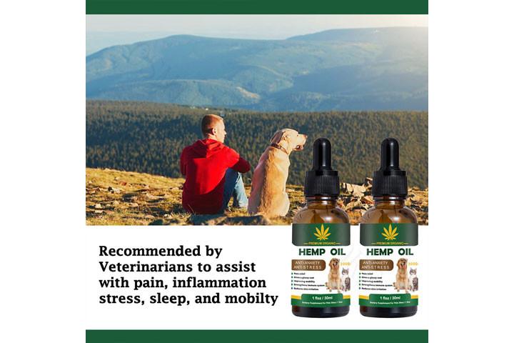 Giv dit kæledyr en gave med den gavnlige CBD olie der virker mod stress og søvnløshed4