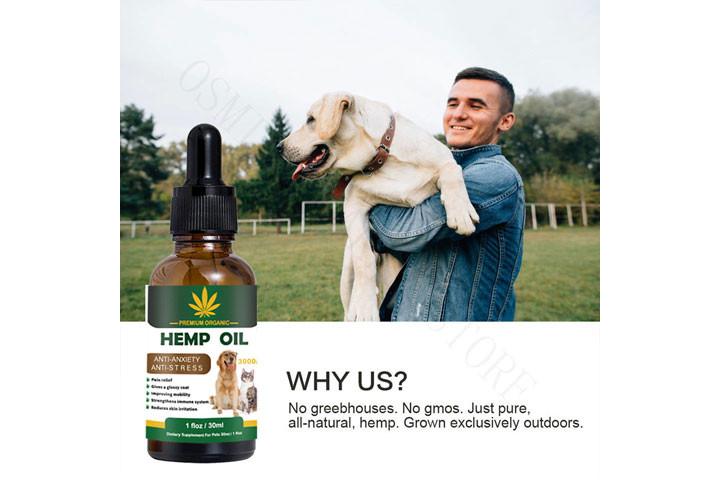 Giv dit kæledyr en gave med den gavnlige CBD olie der virker mod stress og søvnløshed5
