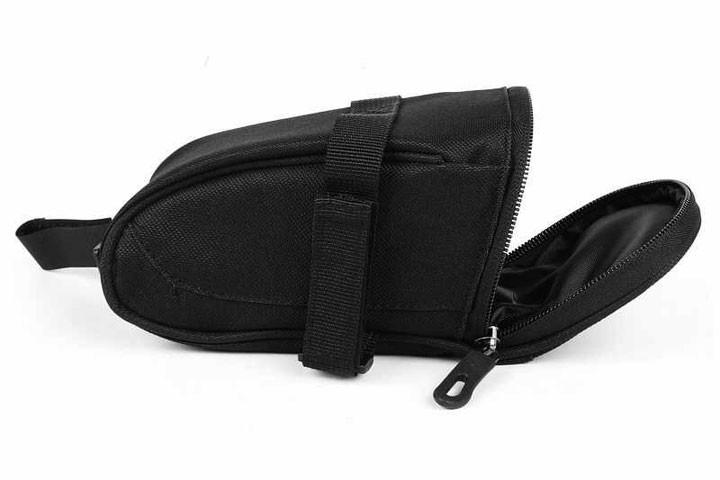 Din cykelsadel-taske gør cykelturen meget nemmere4