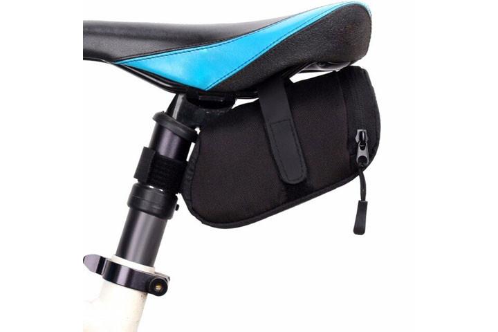Din cykelsadel-taske gør cykelturen meget nemmere3