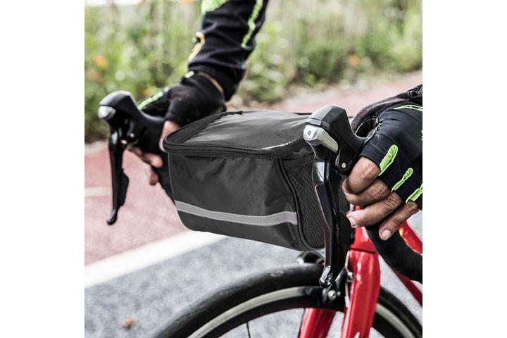 Smart og praktisk cykeltaske du kan have med på cykeltur5