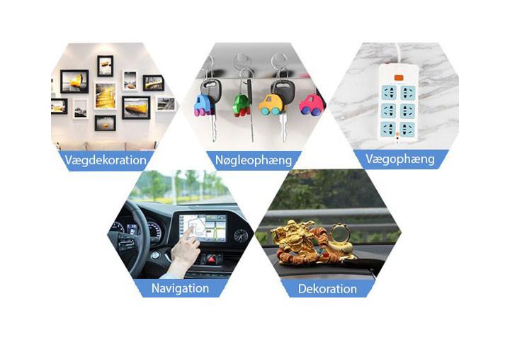 Dobbeltklæbende Nano tape til alverdens projekter3