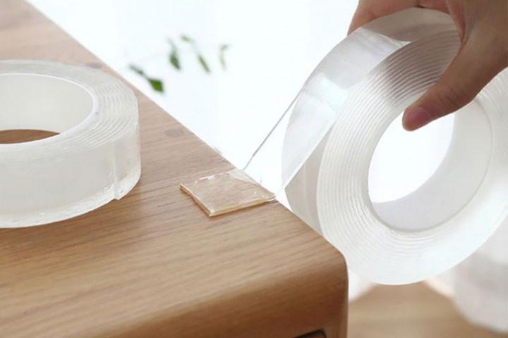 Dobbeltklæbende Nano tape til alverdens projekter1