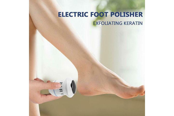 Elektrisk fodfil- Få silkebløde fødder og blød hud3