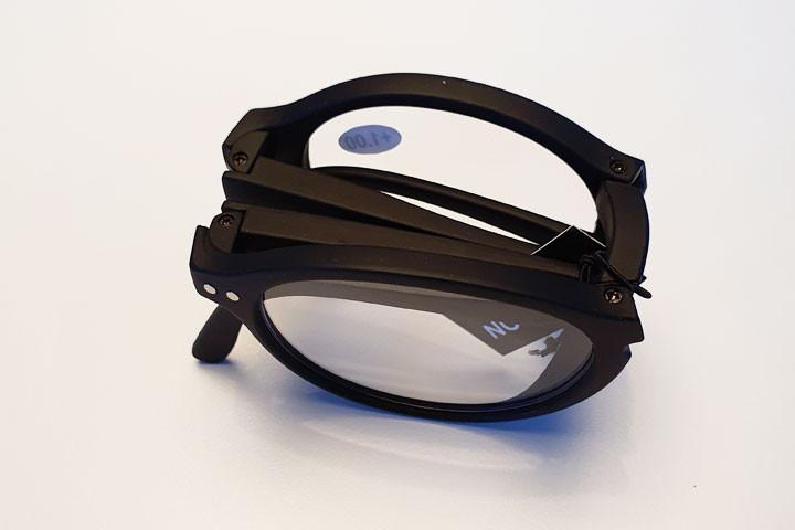 Foldbare læsebriller i farver der matcher de fleste outfit.7