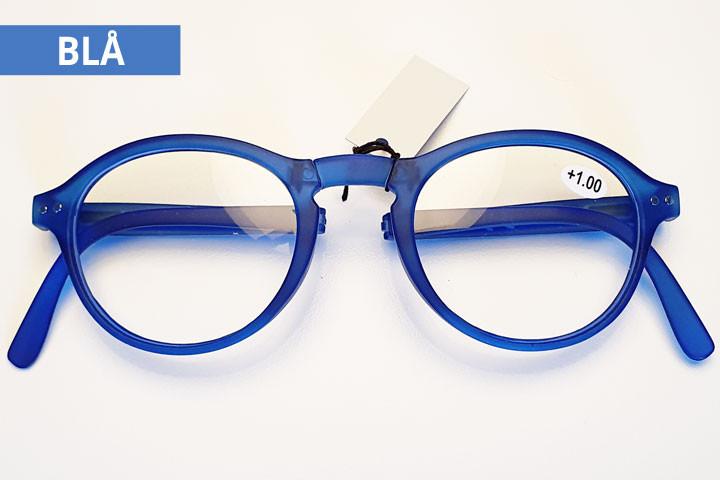Foldbare læsebriller i farver der matcher de fleste outfit.3