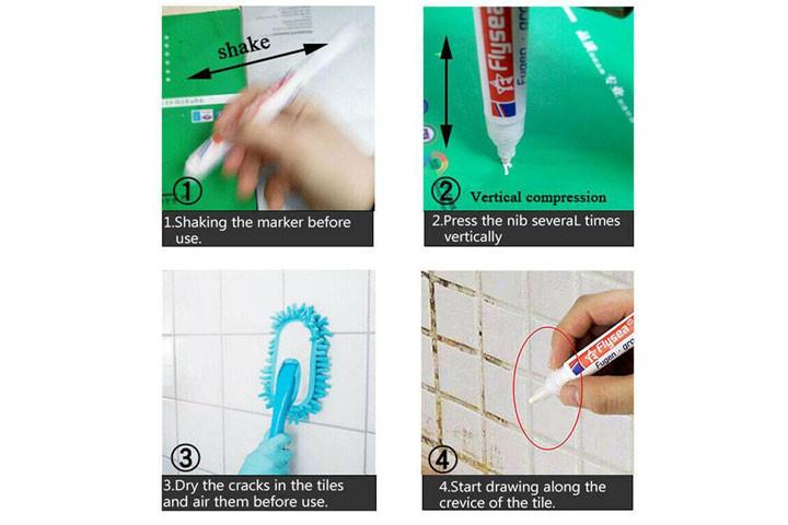 2 stk. Super smarte Fugepenne der nemt frisker dine fuger op8
