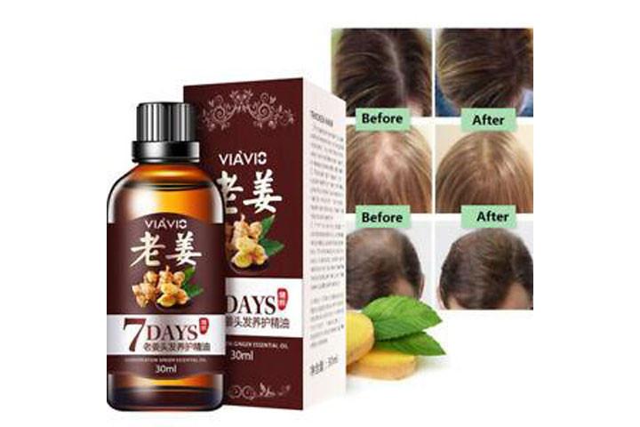 Bliv hårtab kvit og oplev fornyet hårvækst med Ginseng serum mod hårtab1