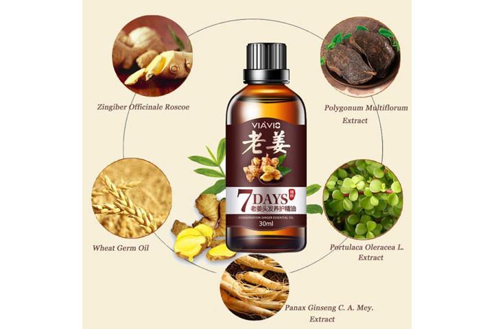 Bliv hårtab kvit og oplev fornyet hårvækst med Ginseng serum mod hårtab3