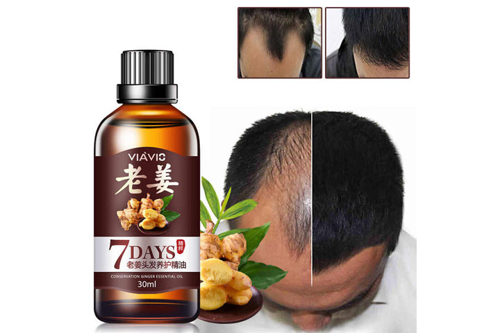 Bliv hårtab kvit og oplev fornyet hårvækst med Ginseng serum mod hårtab2