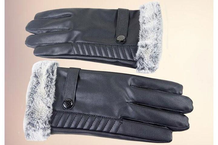 Handsker til damer og herrer med tykt foer 2