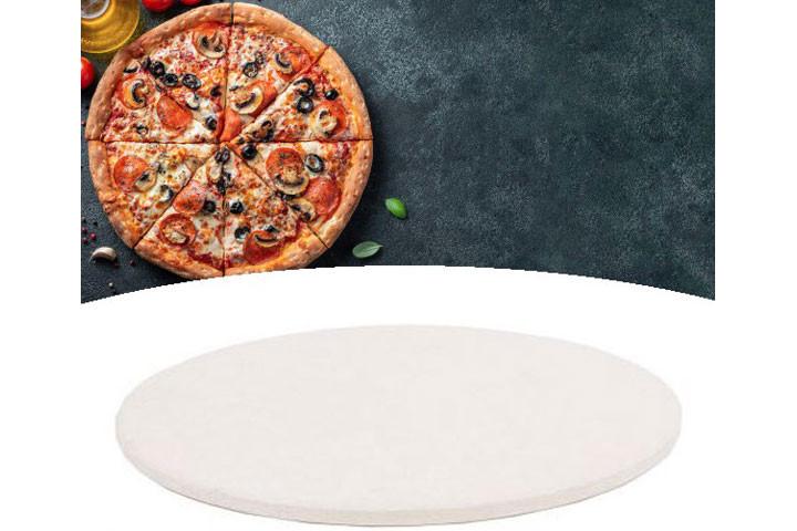 Autentisk pizza har aldrig smagt bedre med denne kvalitets pizzasten1