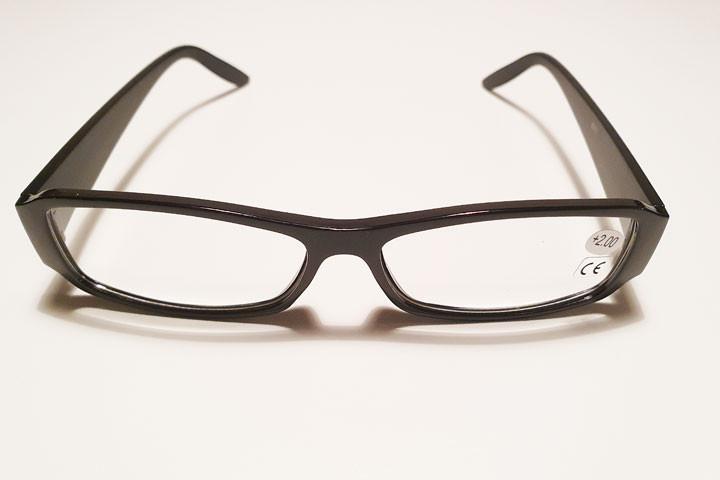 Hele 2 par Smarte og billige læsebriller - prisen er inkl. fragt1