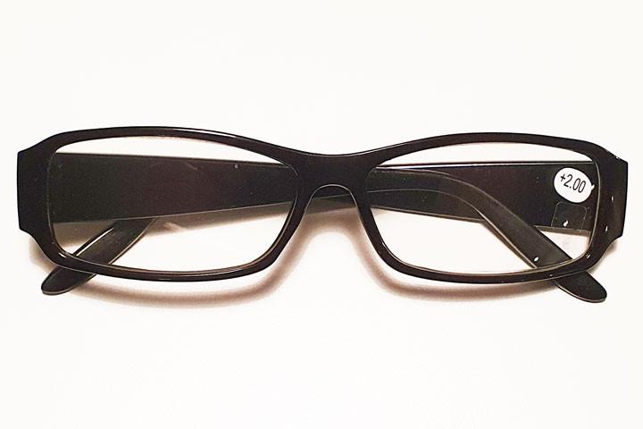 Hele 2 par Smarte og billige læsebriller - prisen er inkl. fragt5