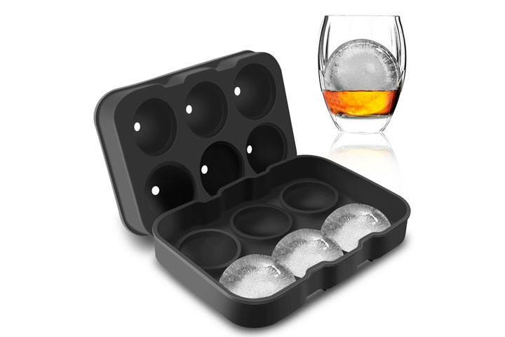 Lav store isterninger, der nedkøler dine drinks5