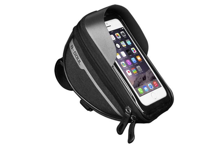Mobilholderen har en ekstra følsom touch-overflade så du altid kan bruge din telefon4