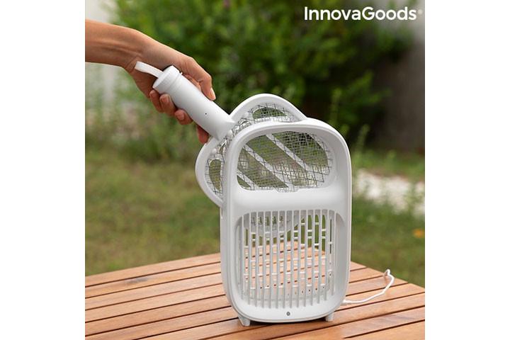 Den myggeafvisende lampe har også en insektdræbende funktion4
