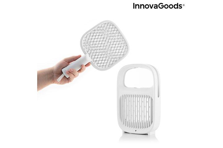 Den myggeafvisende lampe har også en insektdræbende funktion8