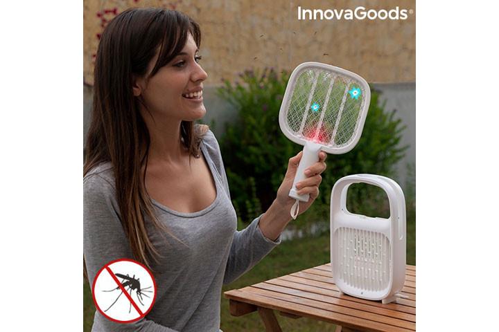 Den myggeafvisende lampe har også en insektdræbende funktion9