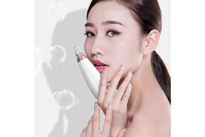 Porerenser som fjerner urenheder og strammer huden op5