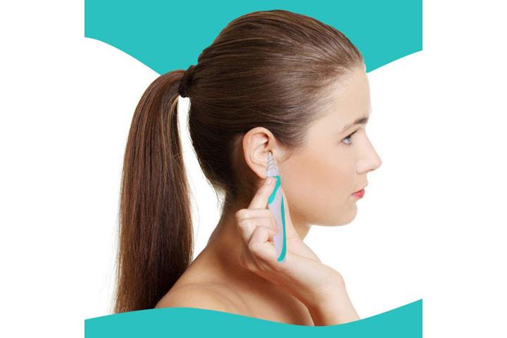 Effektiv ørerenser som er sund og skånsom for øret6