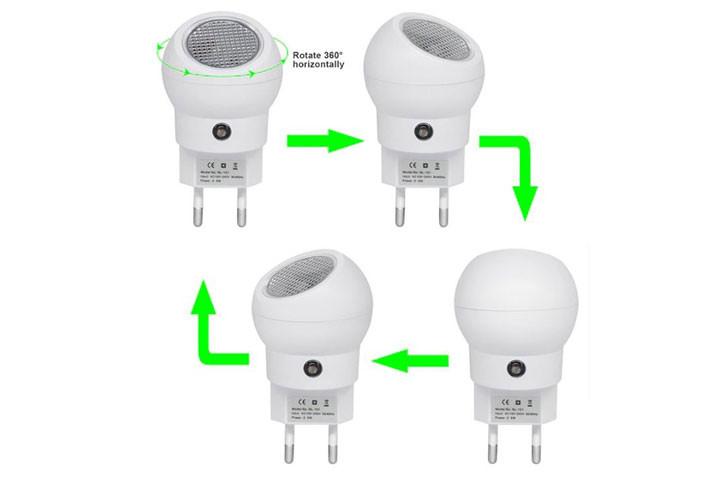 LED natlampen er smart at have stående ved sengebordet4