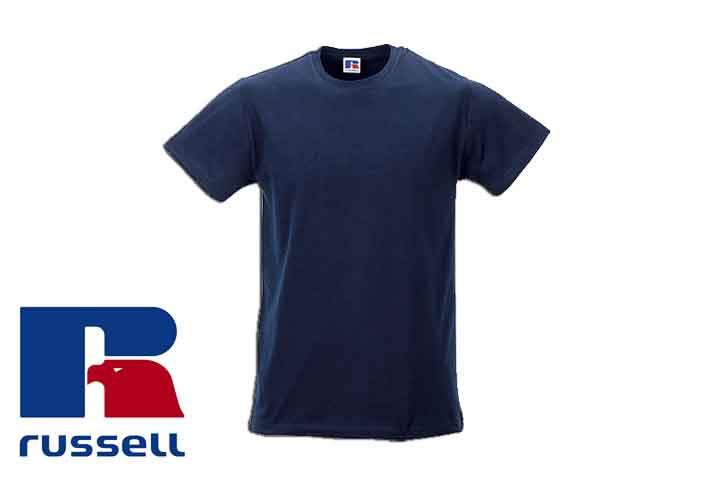 Herre t-shirts fra Russell - vælg mellem 5 eller 10 stk.7