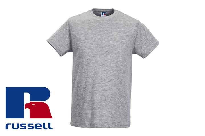 Herre t-shirts fra Russell - vælg mellem 5 eller 10 stk.8