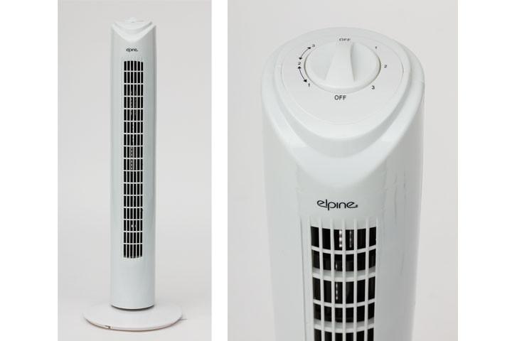 Bliv kølet ned i sommervarmen med en ventilator med flere funktioner1