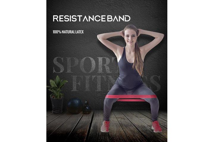 Bliv stærkere og kom nemt i god form derhjemme med disse træningselastikker10