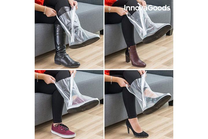 Smarte og vandtætte overtræk til dit fodtøj (se video)2