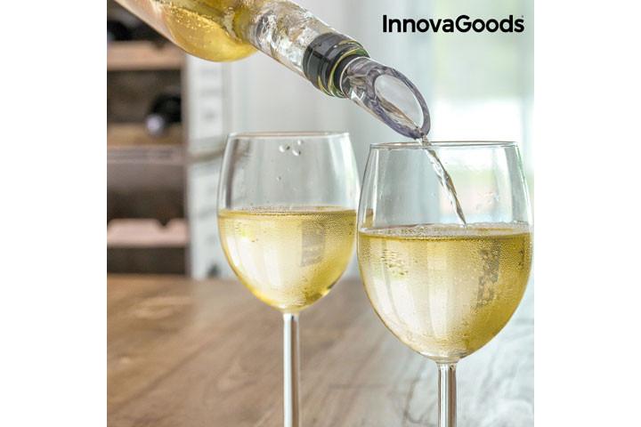 Slip for at sætte vinen i køleskabet, vinkølerem holder din vin kølig inde i flasken 1