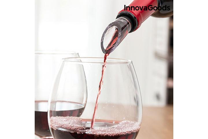 Slip for at sætte vinen i køleskabet, vinkølerem holder din vin kølig inde i flasken 5