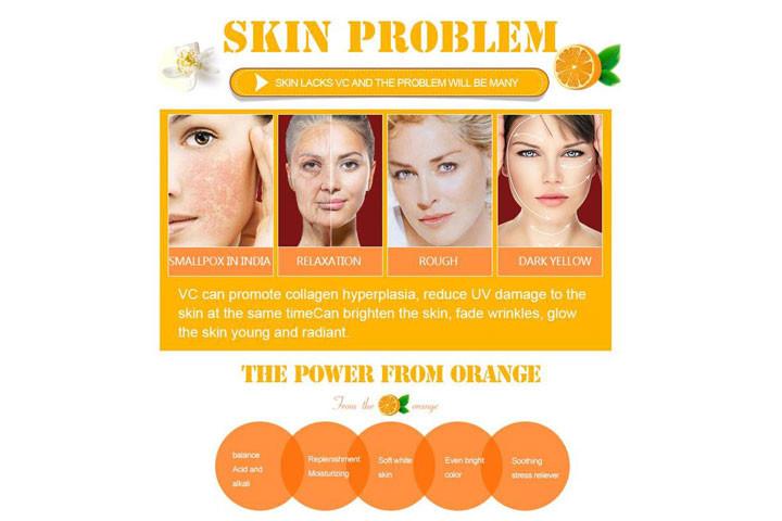 Reducere rynker og giv mere glans med C-vitamin serum med det populære hyaluronsyre2