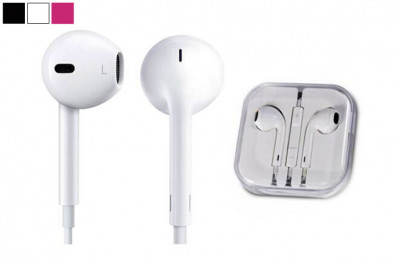Høretelefoner i minimalistisk design