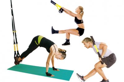 Træn kiloene væk med funktionel træningsslynge