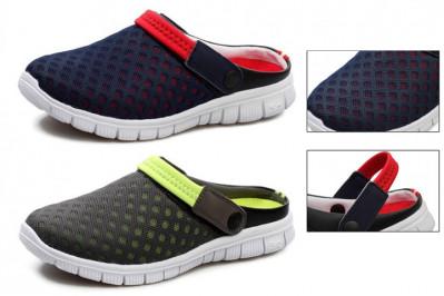 Lækre, luftige sandaler med rem